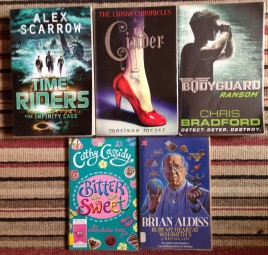 Five Book Covers